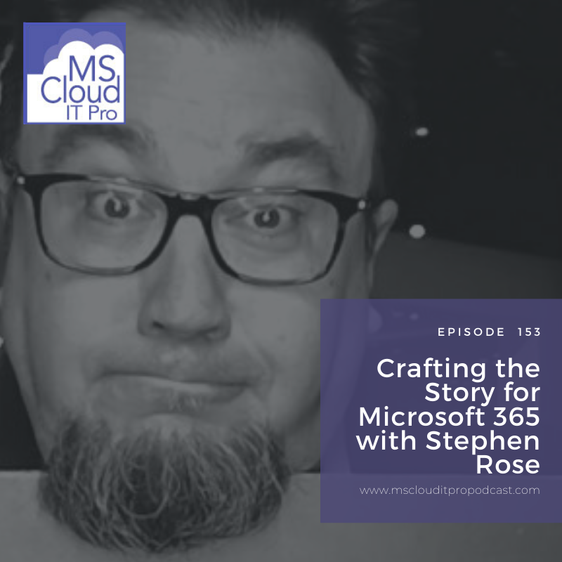 MS Cloud IT Pro Podcast - Episode 153 -